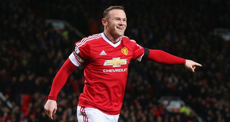 Wayne Rooney Ungkap 5 Penguasa di Ruang Ganti MU