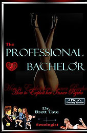 Book Review The Professional Bachelor Dating Guide Cover