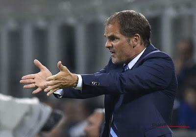 Javier Zanetti, tegenwoordig vice-president van Inter, is tevreden met het werk van Frank de Boer