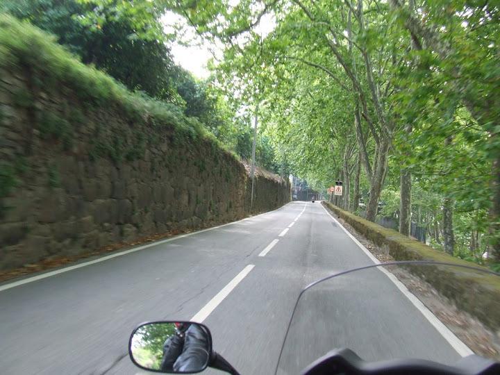 Indo nós, indo nós... até Mangualde! - 20.08.2011 DSCF2259
