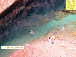 Photo: Sinkhole Oman