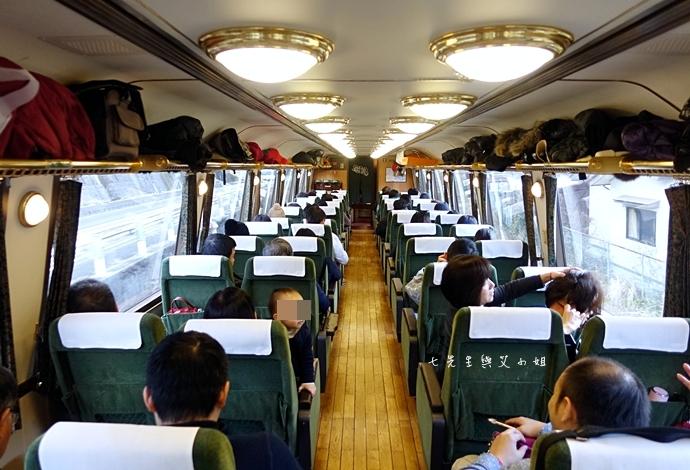 42 17 【日本九州】JR特急 由布院之森(ゆふいんの森)-優雅復古風觀光列車,九州旅遊必搭~(內含JR九州鐵路周遊券/JR九州Pass分享)