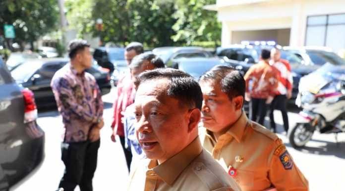 Mendagri Tito Sempat Mampir di RS Rujukan Corona, Stafsus: Bukan Dirawat Hanya Jenguk Ketua PPATK