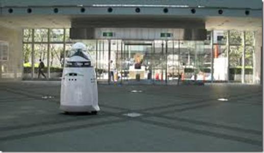 Mall Robot