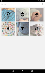 misterpattern - Knit patterns- screenshot thumbnail