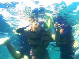 family trip pulau harapan, 1-2 agustus 2015 gopro 36