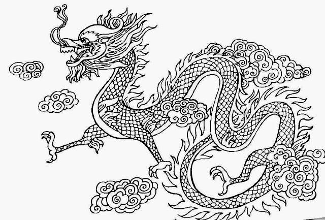 The Helpful Art Teacher: Dragons of Ancient China
