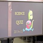 Quiz Competition (Grade I-II) 10-3-2015