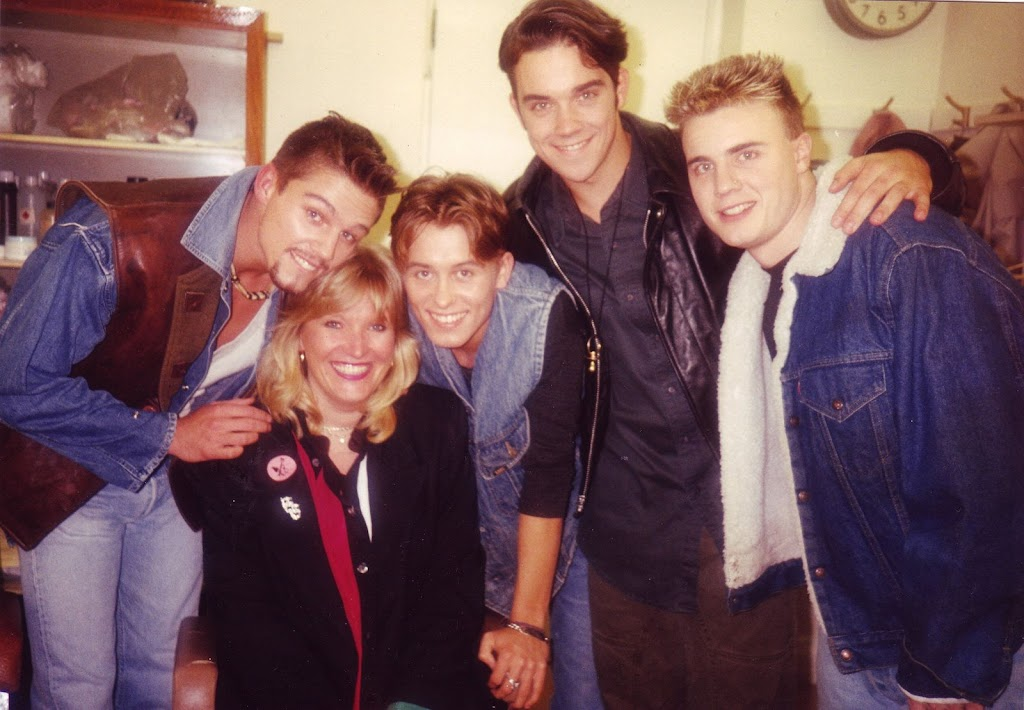 Me and Take That