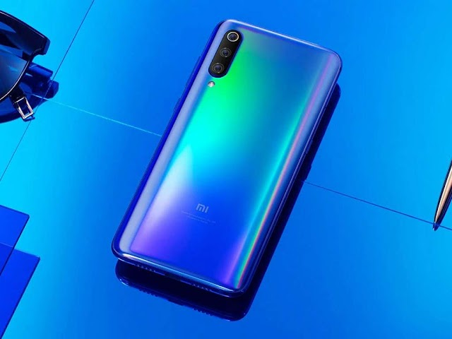 XIAOMI MI 9 LAUNCHED TODAY
