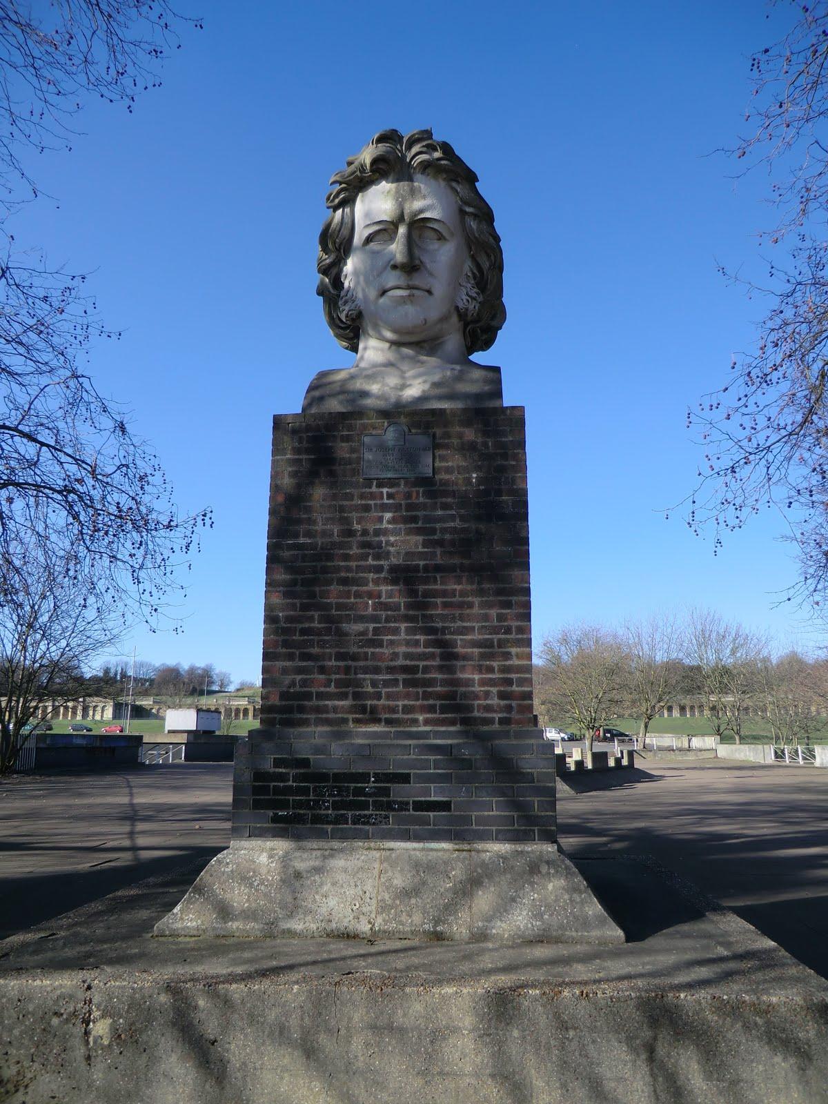 CIMG1541 Sir Joseph Paxton, Crystal Palace Park