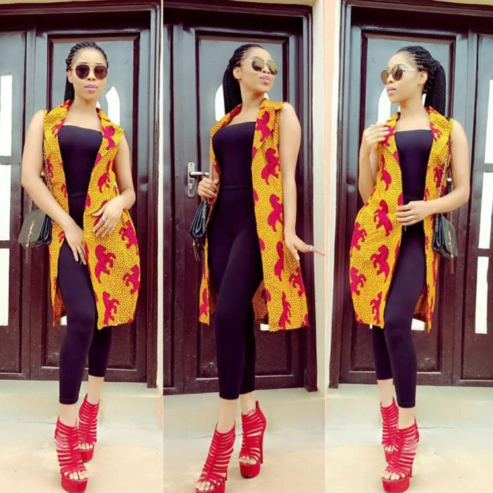 Recent pictures of Ankara jacket designs - 2018 , 2018 (10)