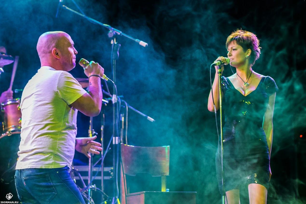 Фоторепортаж - концерт дуэта Непара в клубе Б2, 03.10.2014 - фотограф IgorMan