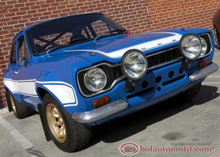 Ford Escort RS1600 1970