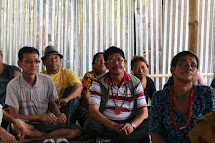 Lidé v táboře pro vnitřní uprchlíky jsou vyškolení, aby mohli pomáhat ohroženým dětem a ženám. (Foto: Archiv ČvT)