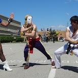 Chun-Li, VEGA & Ryu at Anime North 2014 in Mississauga, Ontario, Canada