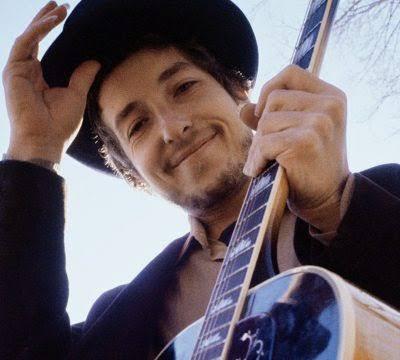 Bob Dylan Singer Young