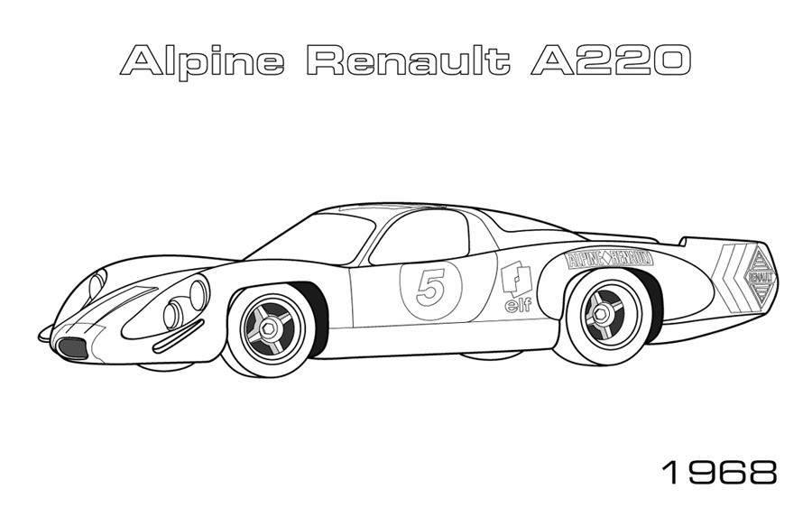 renault lego coloring pages - photo#14