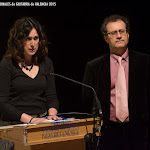 121: Presentación de la Gala de Clausura a cargo de Cristina Sanchez Rivas, Directora Técnica de las Jornadas y José Luis Ruiz Del Puerto, Director Artístico.