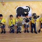 Elephant Face Mask  - Playgroup