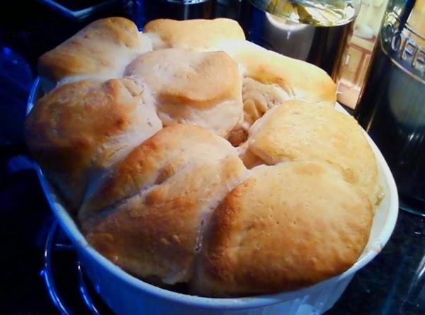 Chicken Pot Pie Biscuit Casserole Recipe