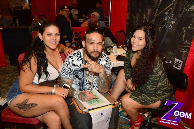 ARUBAS 3rd TATTOO CONVENTION 12 april 2015 part1 - Image_139.JPG