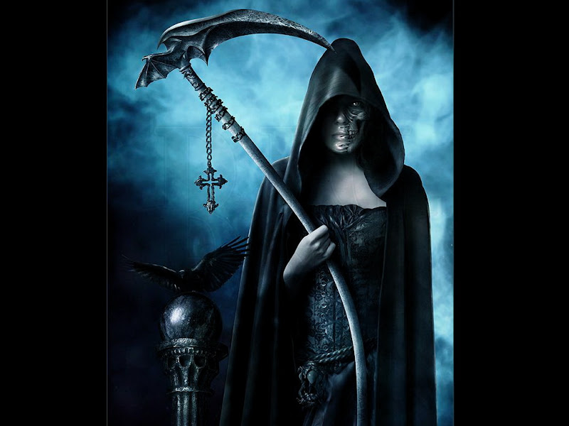 Deth Black, Death