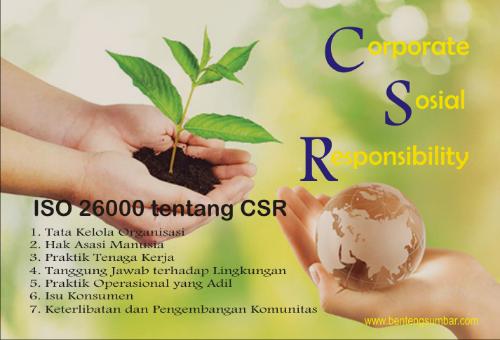 Program CSR Sangat Membantu Masyarakat Pedesaan Dalam Menumbuhkembangkan Perekonomiannya