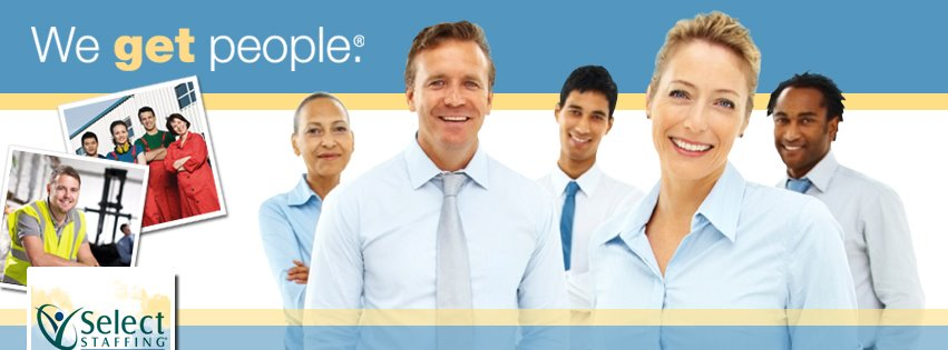 Staffing Agency Albuquerque | Select Staffing at 6121 Indian School Rd NE, 132, Albuquerque, NM