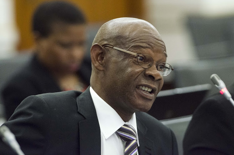 Acting NDPP Silas Ramaite. Picture: BUSINESS DAY/ TREVOR SAMSON
