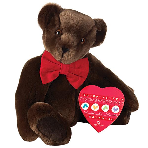 Photo: Chocolate Lover Bear