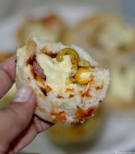 Bread Pizza Cups Recipe | Easy Snacks | Fun things to do with bread