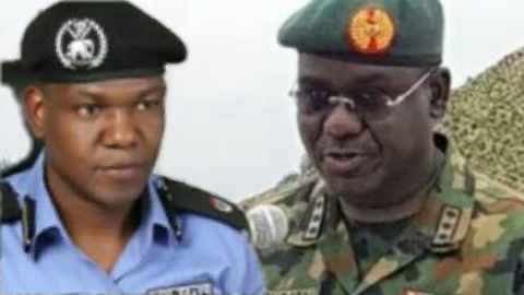 "STATIONS/BARRACKS: ""Nig. Soldiers Deliberately Killed Our Officers"" - Police Insist"