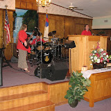 Rosin Creek Pentecostal Church, Jonesville, LA (2009 Tour)
