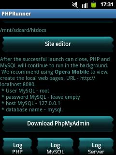 Home Page PR