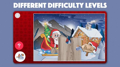 Christmas Jigsaw Puzzles for kids & toddlers  screenshots EasyGameCheats.pro 4