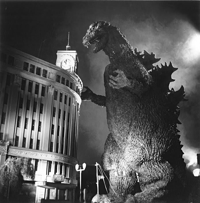 Godzilla. Japón bajo el terror del monstruo