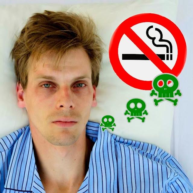 6 Gangguan Tidur Akibat Merokok