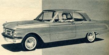 Mercury Monterey 1960