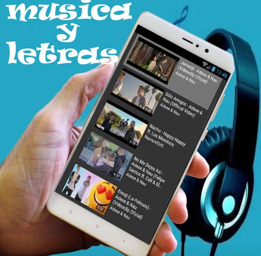 Jumanji - Adexe & Nau canciones musica y letras  screenshots 4