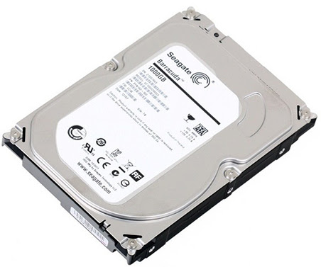 HDD Desktop Seagate Barracuda 1TB SATA III 600 64MB Buffer Configuraţie PC Gaming, sub 1000 Euro