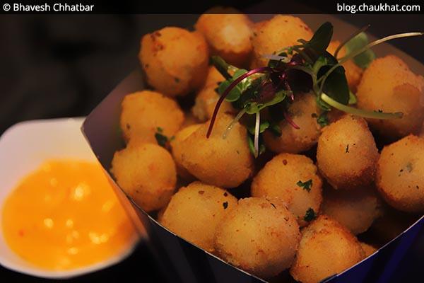 Jalapeno Cheese Popcorn, BarBar, Phoenix Market City, Viman Nagar, Pune