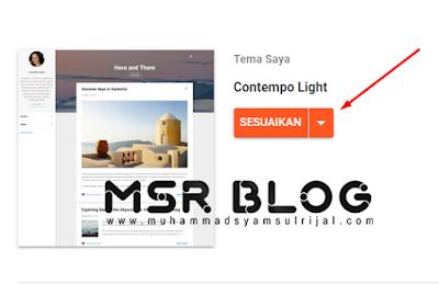 Cara membuat tampilan Blog menarik di Blogspot