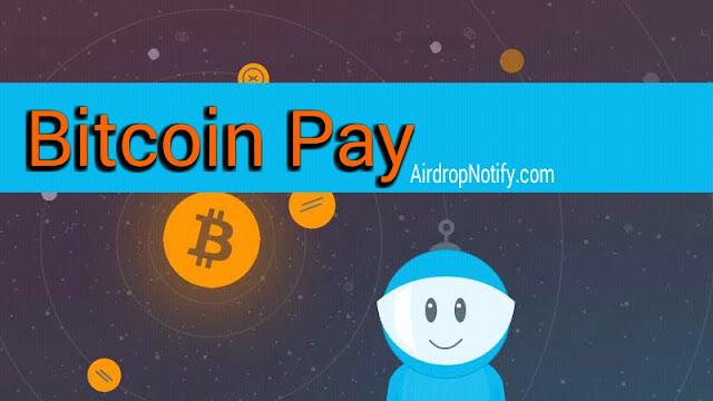 bitcoin pay crypto airdrop alert
