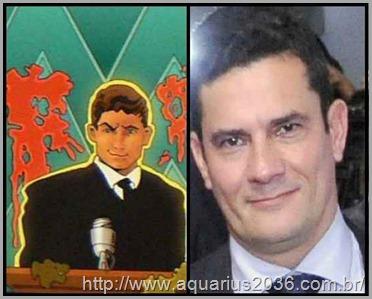 Sergio Moro herói protegido