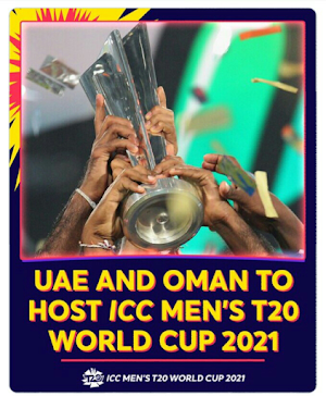 T20 WORLD CUP Dates Declared