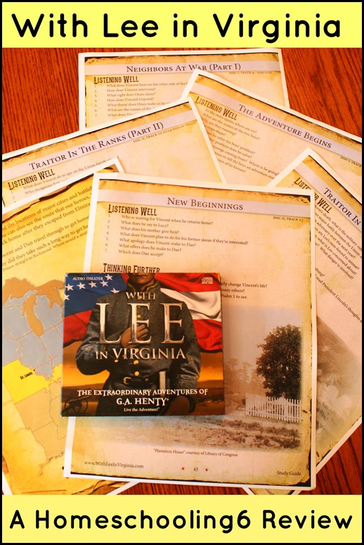 Lee in Virginia Review