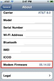 What's Baseband And How To Find It ?