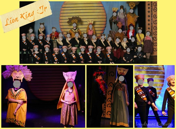 Lion King Jr Costumes