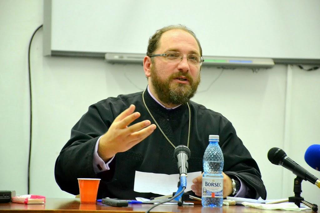Pr. Constantin Necula despre tineri, FTOUB 130